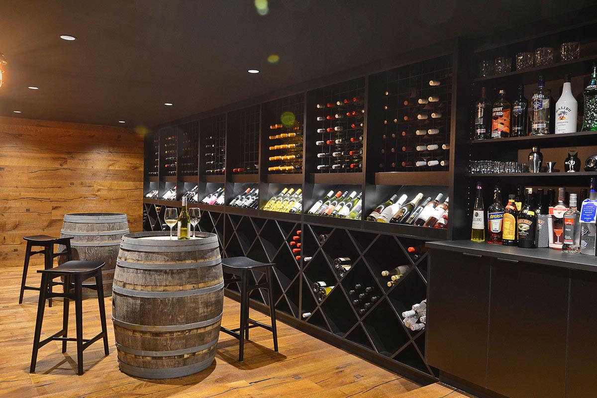 Interior-design-wine-cellar